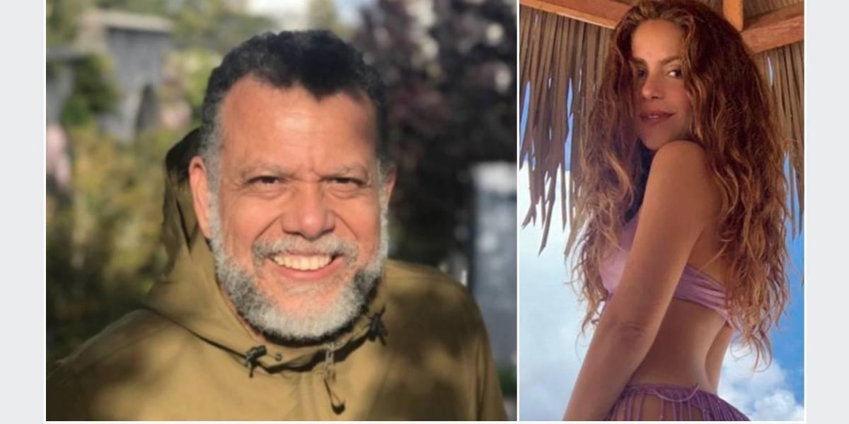 """Alberto Linero al ver las fotos de Shakira en bikini: """"ya no soy cura"""""""