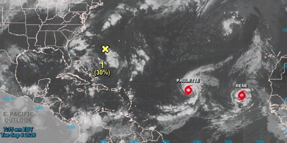Avanzan en el Atlántico las tormentas Paulette y Rene