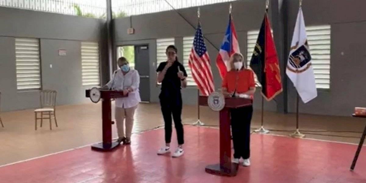 Carmen Yulín entrega suministros a municipios del sur