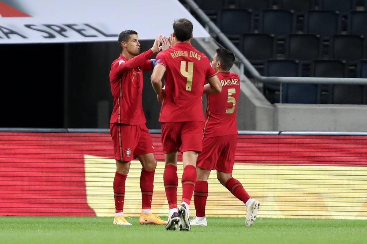 Portugal y Francia lideran su grupo de la UEFA Nations ...