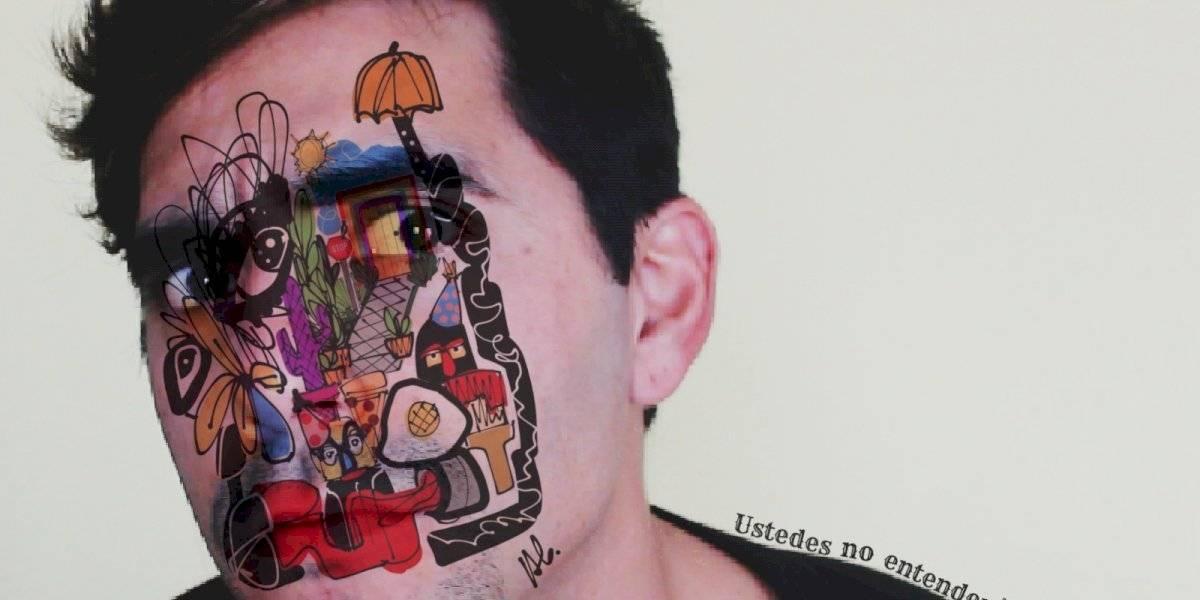 """Escritor boricua hace llamado a la inclusión con su libro """"Ustedes no entenderán"""""""