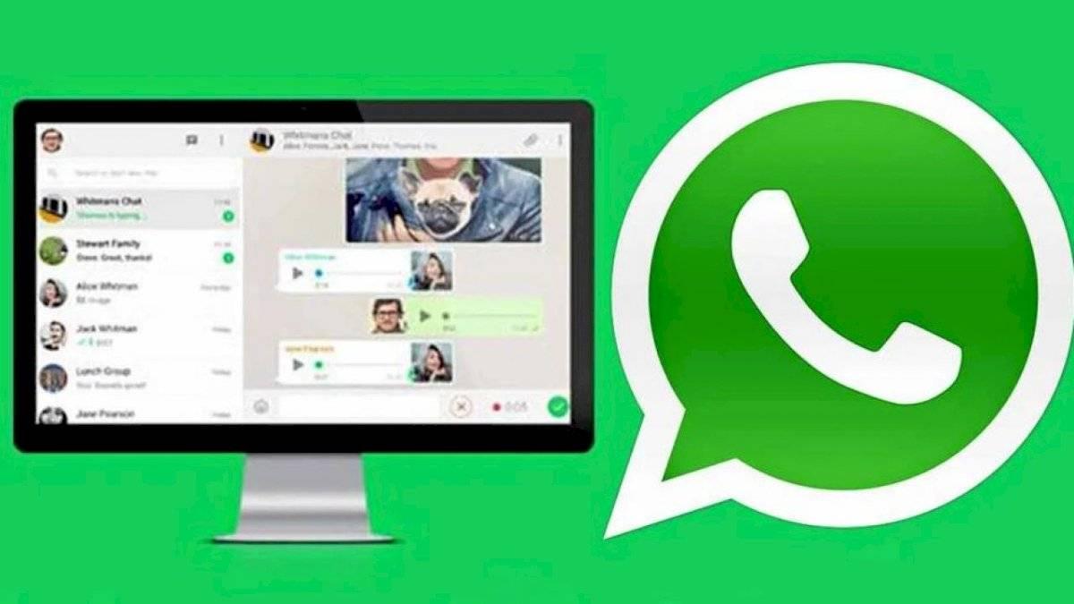 El WhatsApp Web puede ayudarnos a recuperar la aplicación