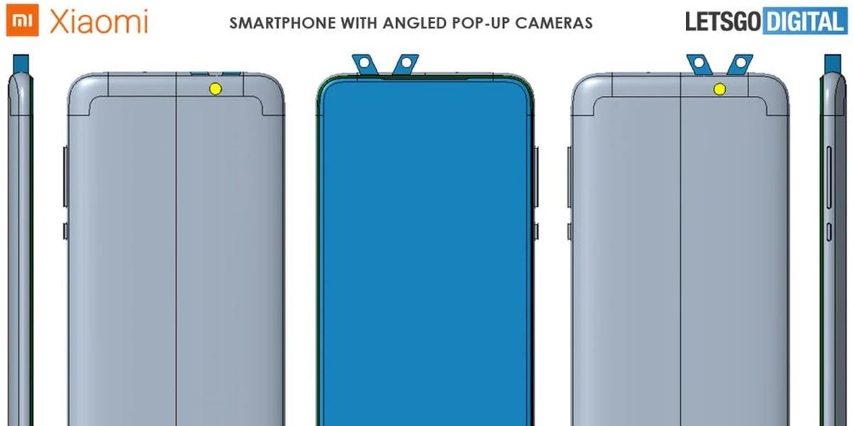 ¿Para qué tener una cámara frontal pop-up cuando puedes tener dos?