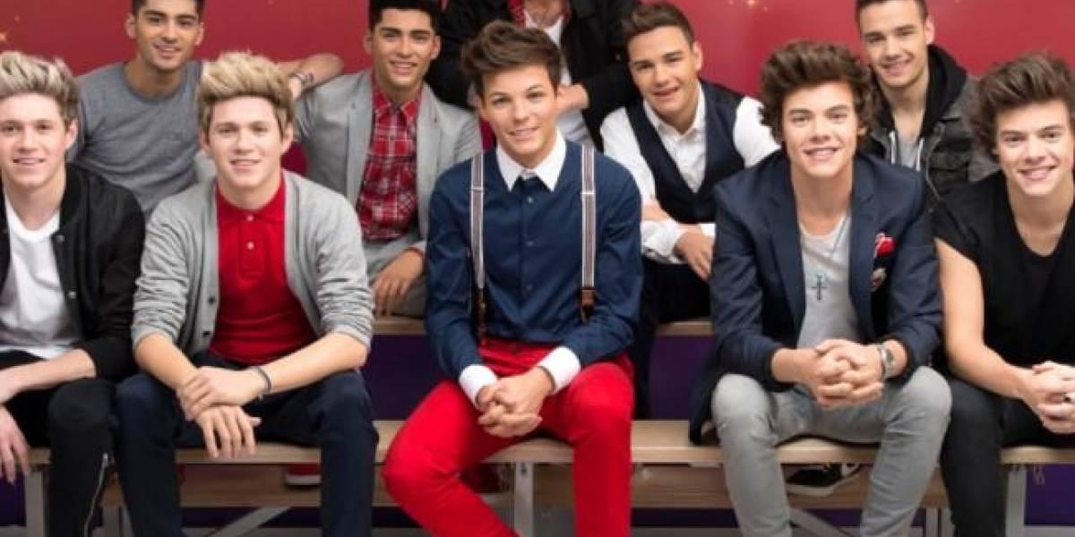 One Direction ya no es tan famoso para el Madame Tussauds: sacarán sus estatuas de cera