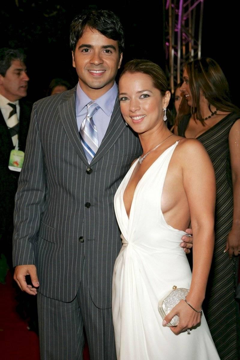 Adamari Lopez y Luis Fonsi coonformaban una de las parejas más queridas de la farándula