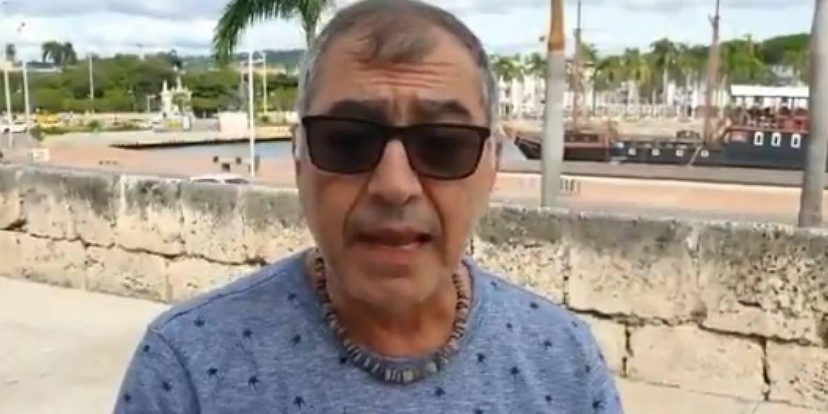 Alcalde de Cartagena da detalles sobre vuelo donde viajó pasajero que murió por Covid-19