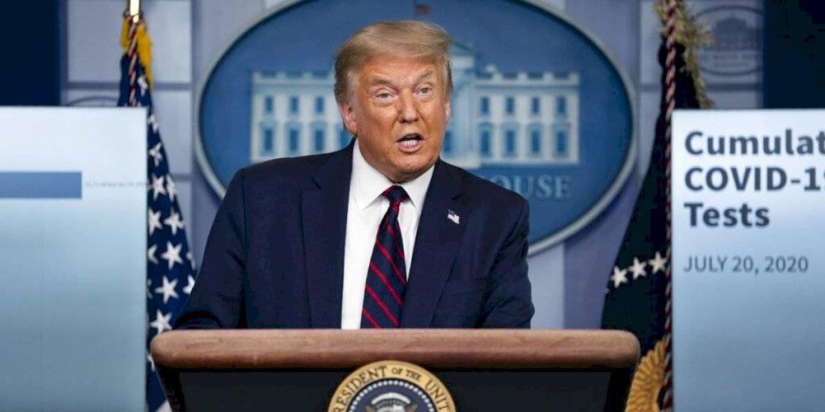 Nominan a Donald Trump al premio Nobel de la Paz