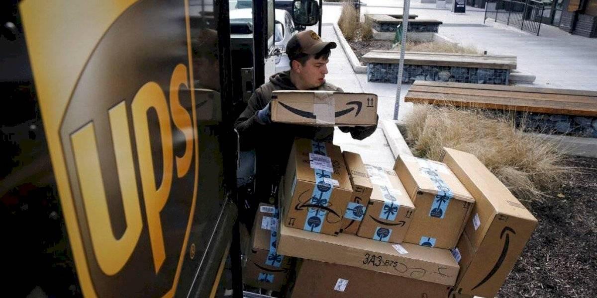 UPS planifica contratar 100 mil empleados para la época navideña