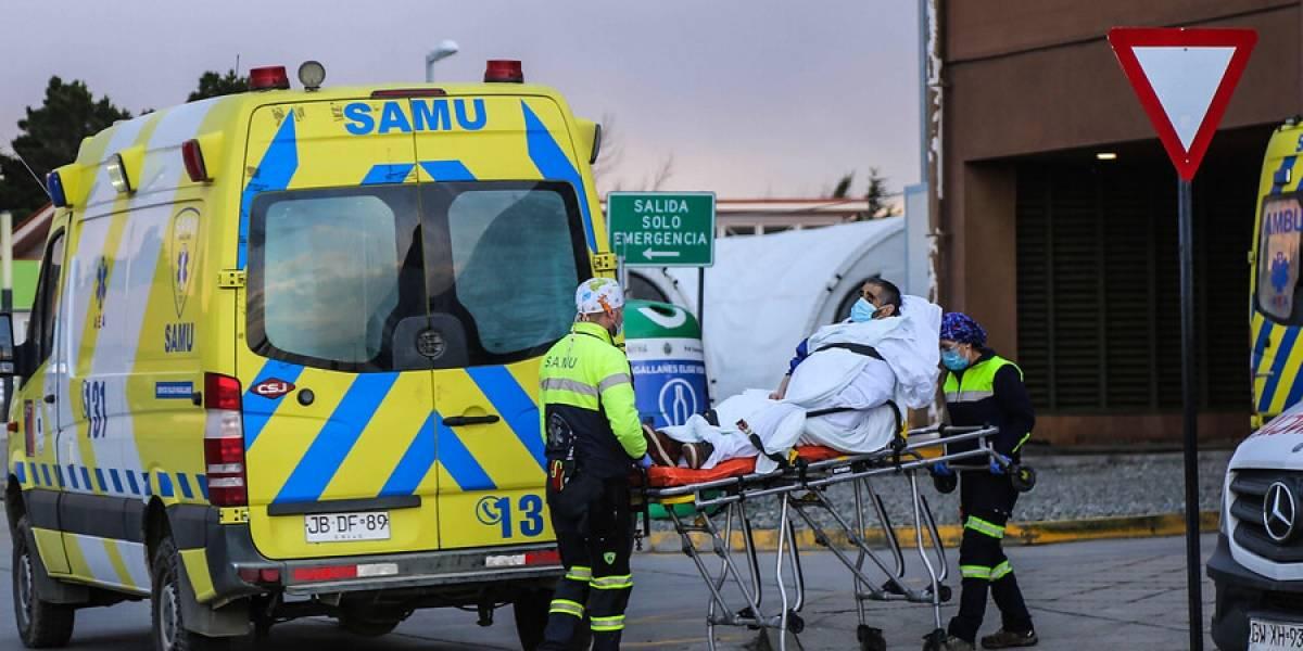 Chile supera las 12 mil muertes: 1.685 casos nuevos de covid-19 y 64 fallecimientos
