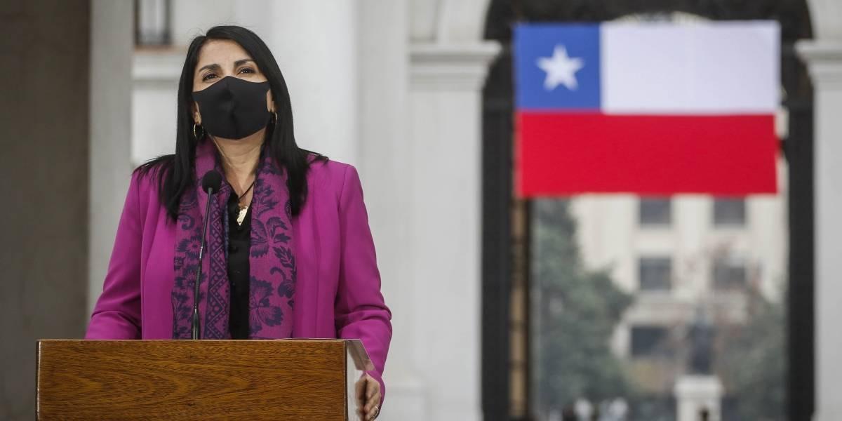Incluido un perdón público: Los 12 puntos de la agenda de trabajo entre el Estado y dirigentes mapuche