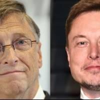 Para Bill Gates, los semicamiones eléctricos como los de Elon Musk no son una solución práctica