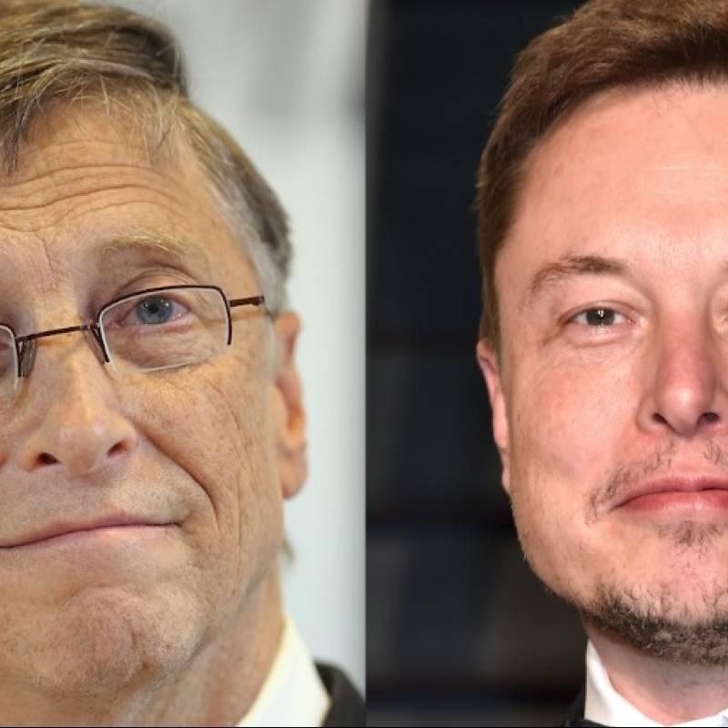 El enfrentamiento de Elon Musk y Bill Gates por viabilidad de camiones eléctricos