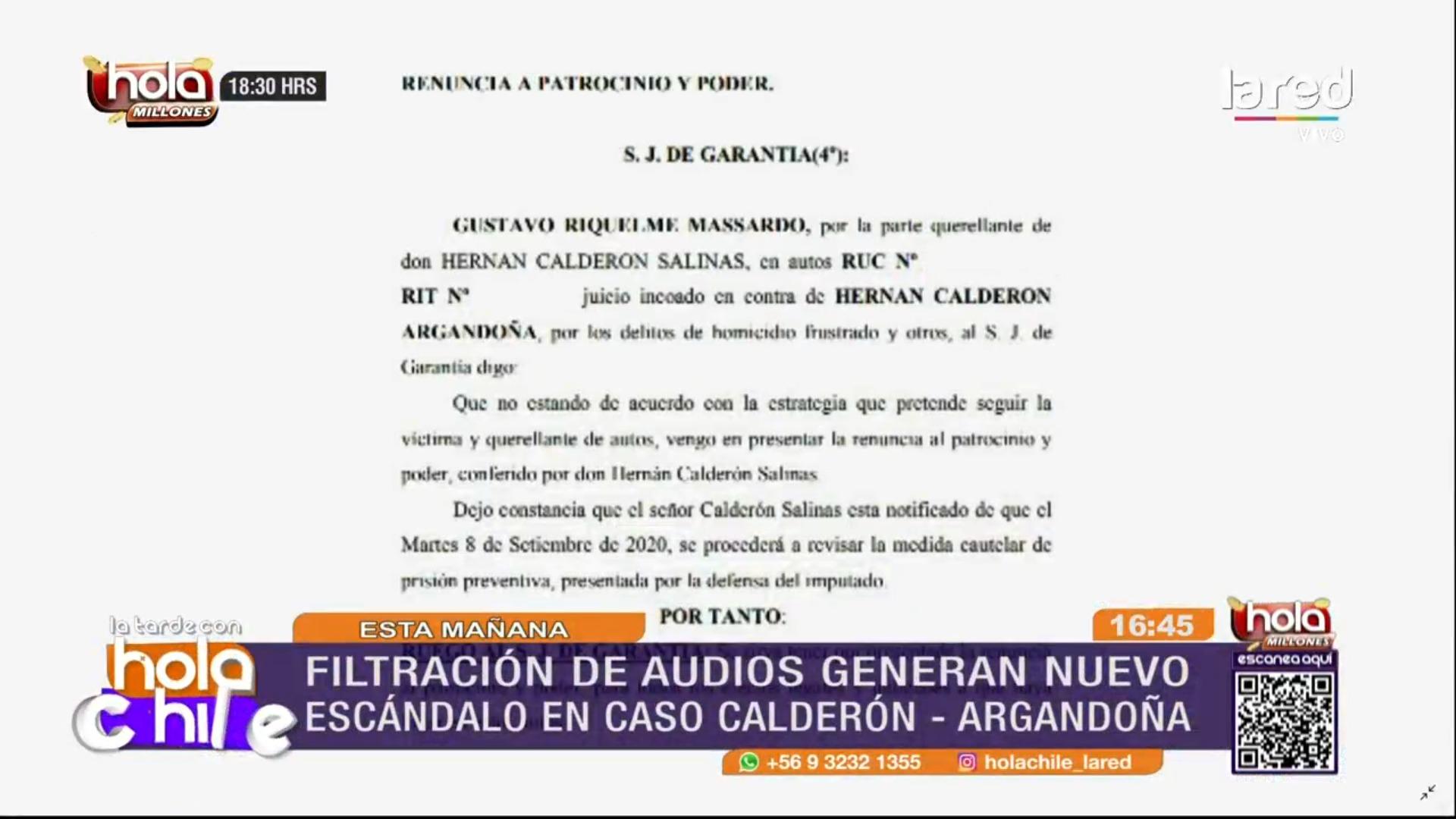Hernán Calderón padre