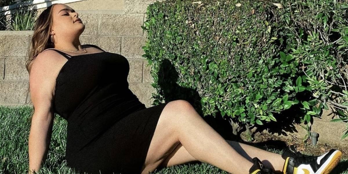Jenicka Lopez, la otra hija de Jenni Rivera, promueve el amor propio y calla críticas por su peso