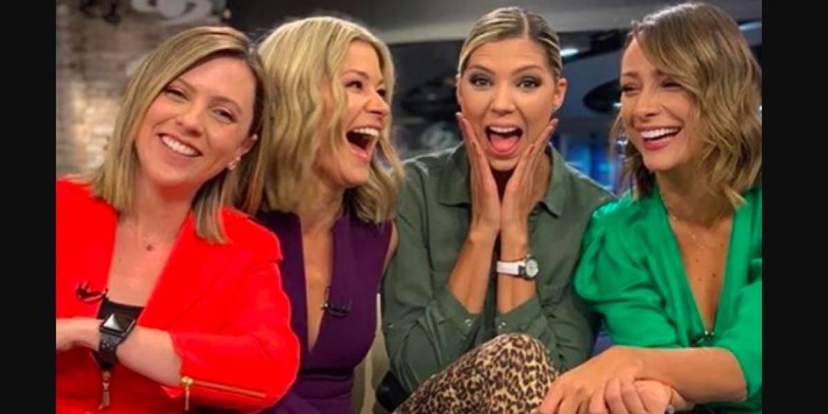 Televidentes no creen que presentadora de 'Noticias Caracol' está embarazada, pues no tiene barriguita