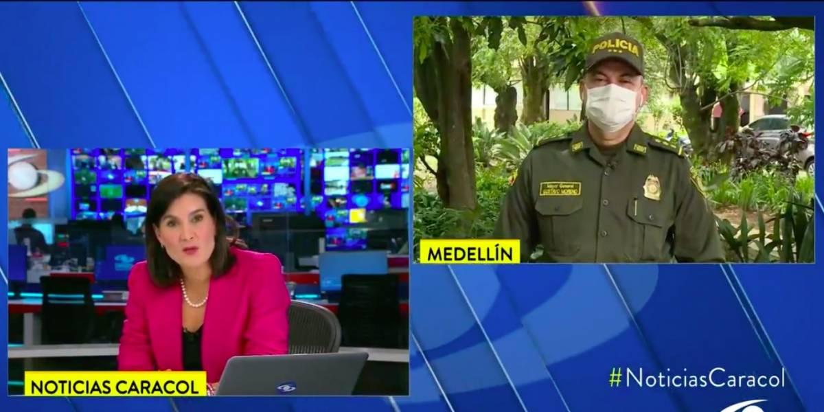 Televidentes alabaron a Vanessa de la Torre tras 'peinada' al subdirector de la Policía
