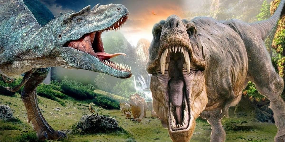 Ciencia: ¿En el lugar donde vives había dinosaurios? Averígualo con este mapa interactivo