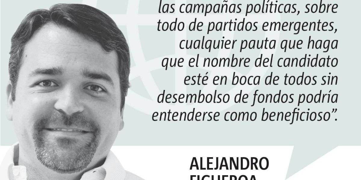 Opinión de Alejandro Figueroa: El plagio en las campañas políticas