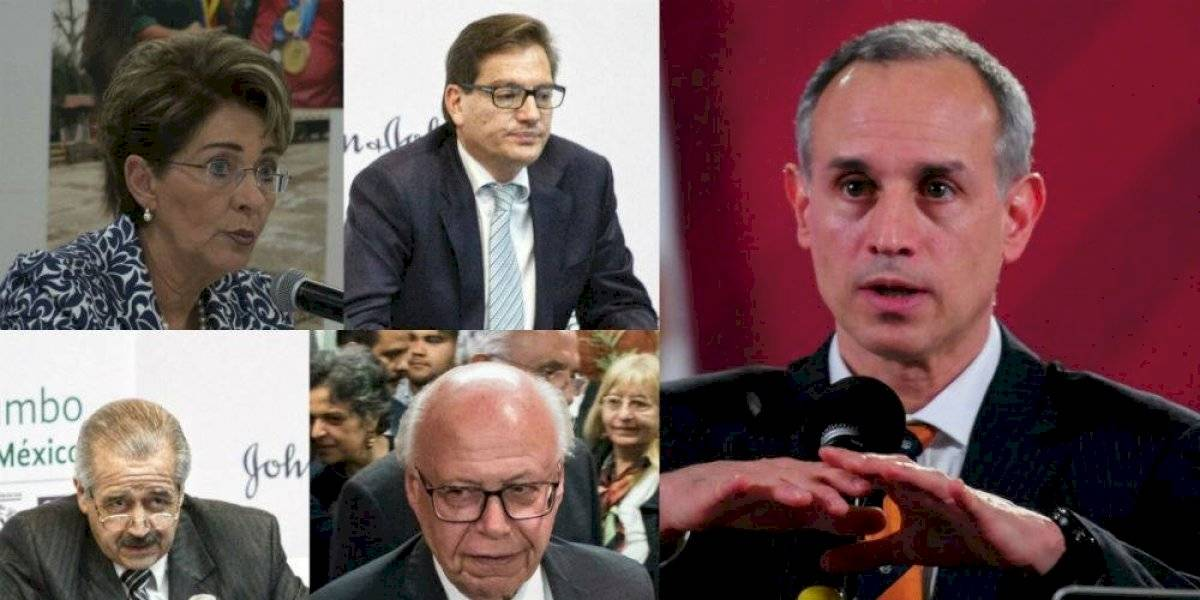 Propuesta de ex secretarios de Salud hubiera sido más útil en marzo: López-Gatell