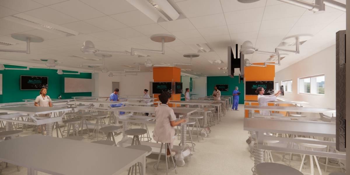 Inicia construcción de nuevas instalaciones de  Ponce Health Sciences University con una inversión  de 72 millones