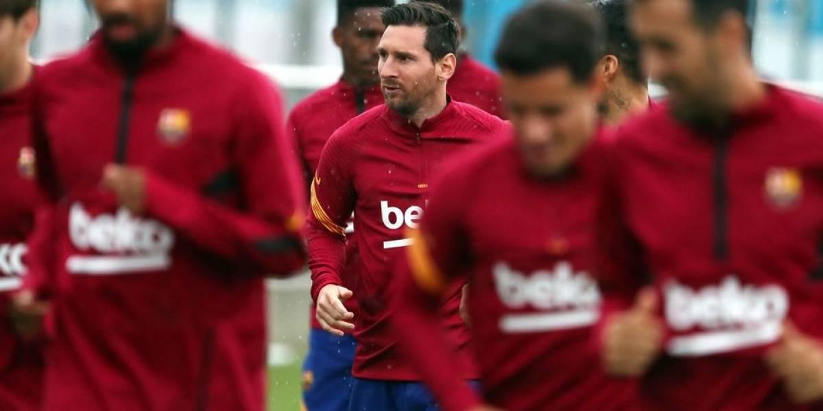 Lionel Messi y los futbolistas en activo más leales a un club