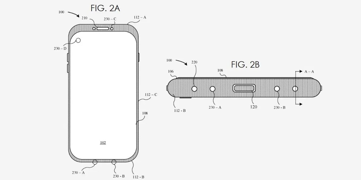 Apple patenta un iPhone a prueba de agua como el Apple Watch