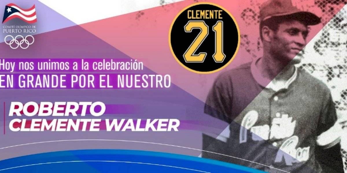 COPUR se une a celebración del Día Roberto Clemente en las Grandes Ligas
