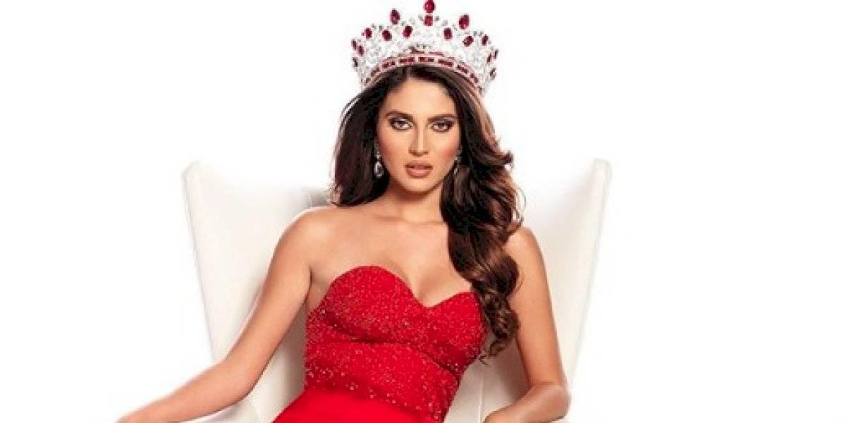 ¡Nueva beldad! Ella es la nueva Reina Hispanoamericana Puerto Rico