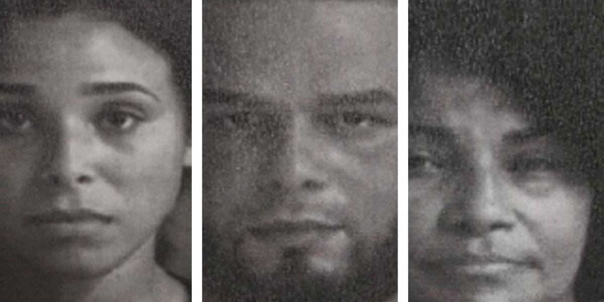 Presentan cargos contra dos mujeres y un hombre por asesinato en Hatillo