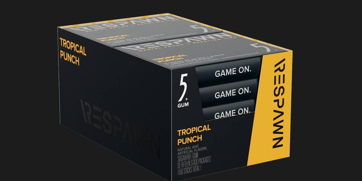 Razer lanza goma de mascar que ayuda con el rendimiento de los Gamers