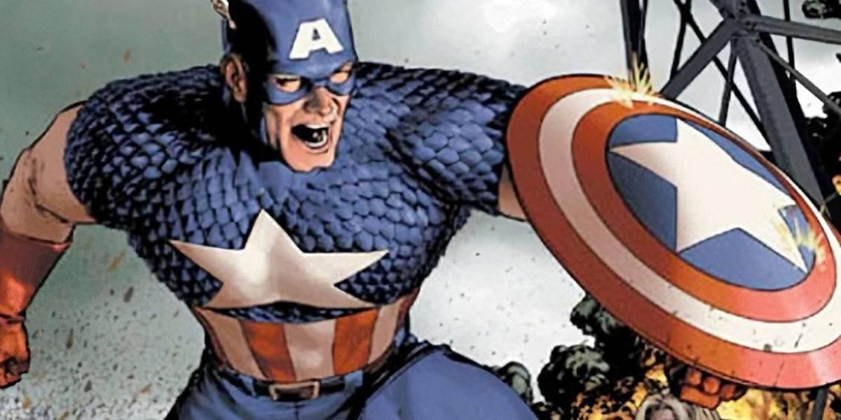 Marvel: antiguo miembro de Mythbusters logra mejorar el escudo del Capitán América