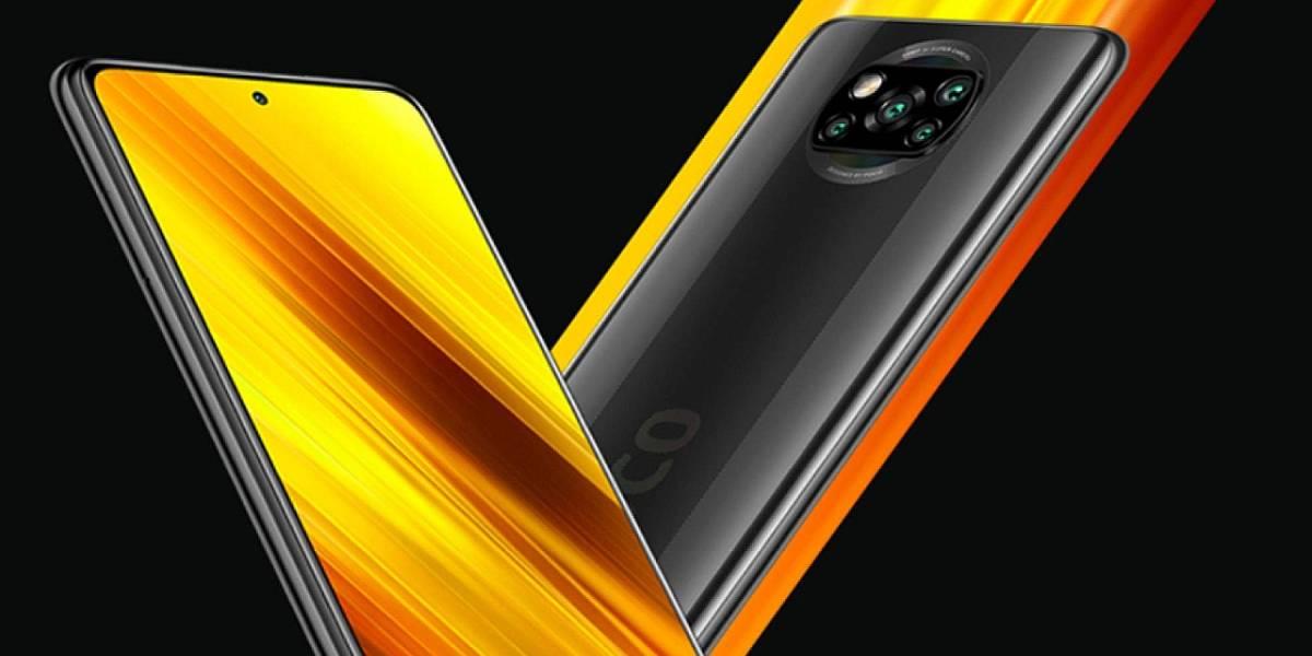 Así es el Xiaomi POCO X3 NFC, que ya está a la venta en Chile