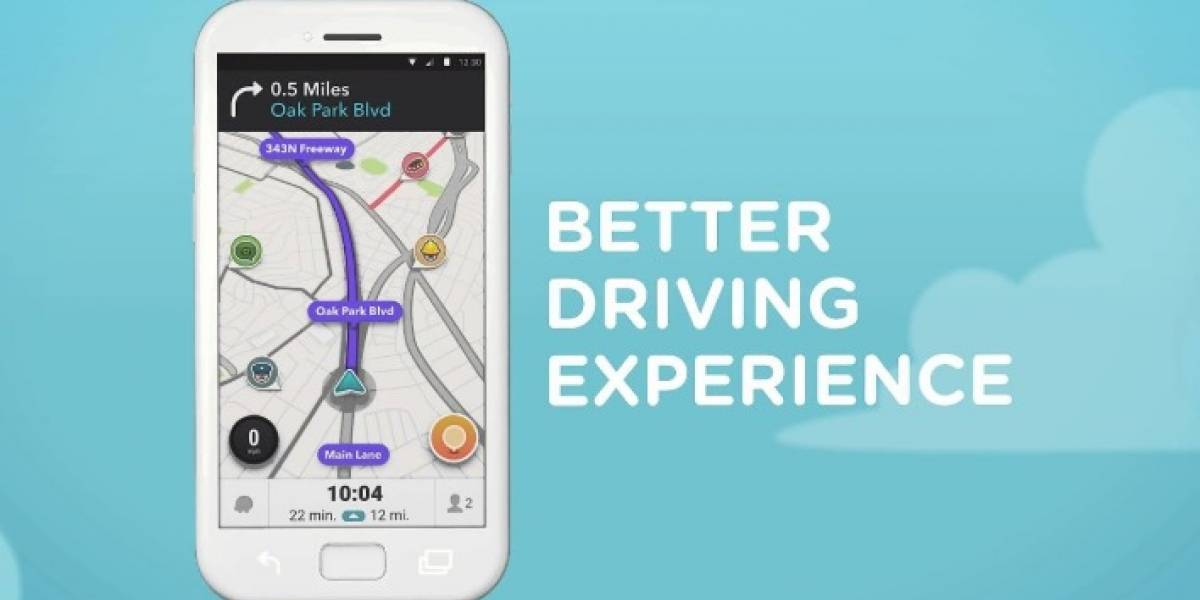 Waze ahora te permite planificar desde tu computadora a tu teléfono