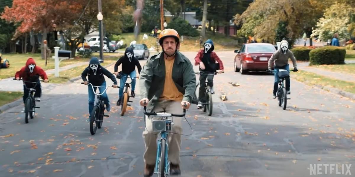 """Netflix se la juega con """"El Halloween de Hubie"""", la nueva película del infalible Adam Sandler"""