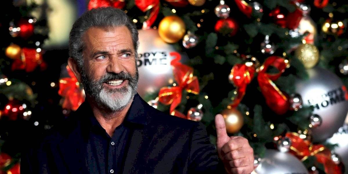 """""""Fatman"""": revelan primeros detalles de la película que transforma a Mel Gibson en Santa Claus"""