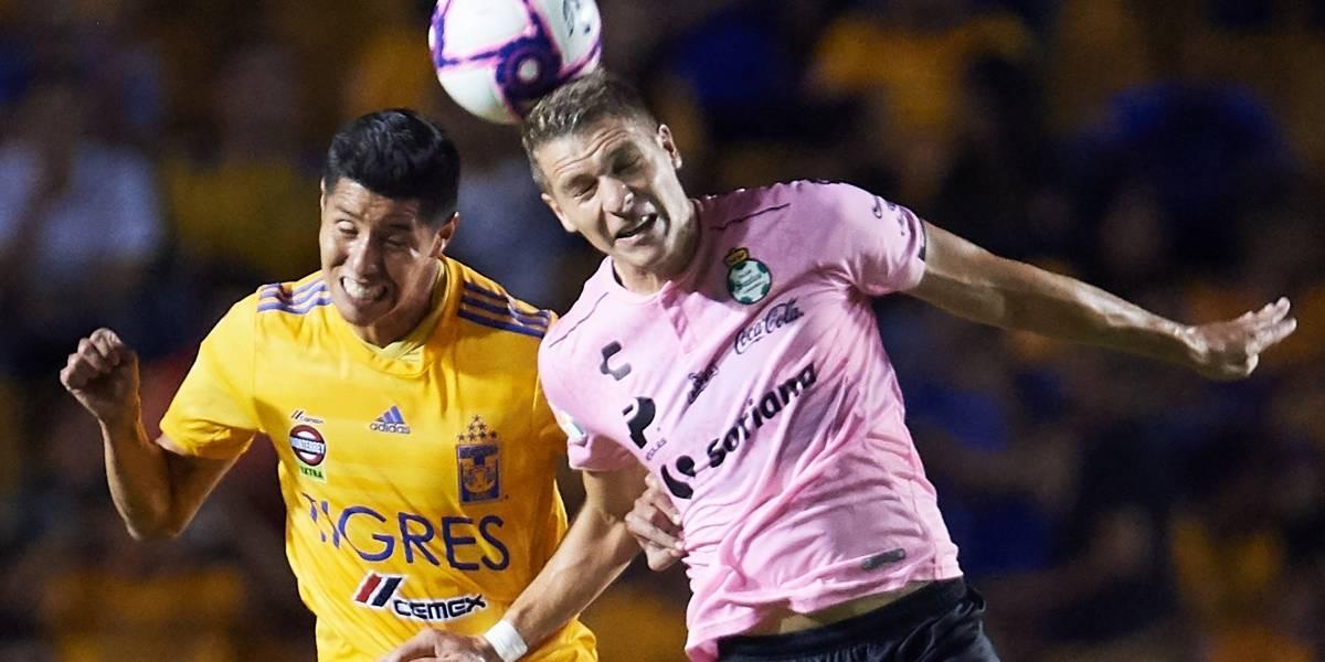 Buscará Tigres regresar al triunfo ante Santos