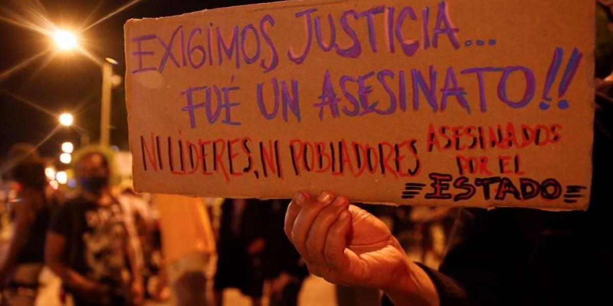 Convulsión en el país político ante las protestas y agresiones policiales