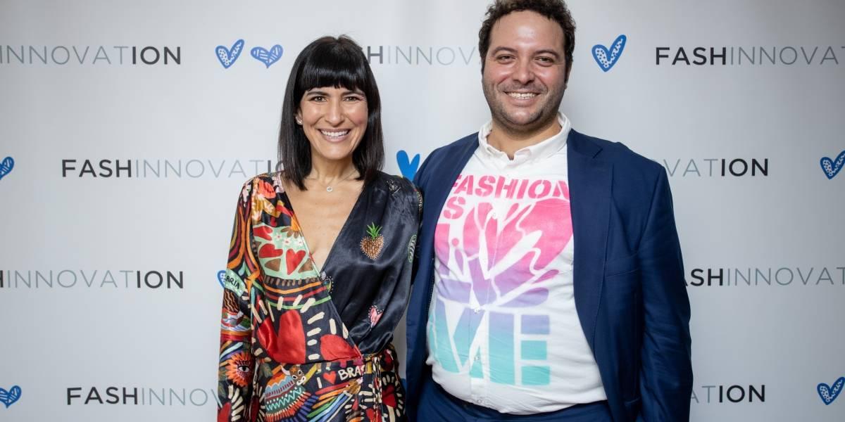 Jordana y Marcelo Guimaraes, la pareja que une a todas las voces de la moda