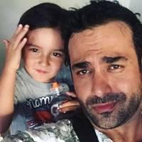 La triste historia de cómo Albertano se convirtió en papá soltero
