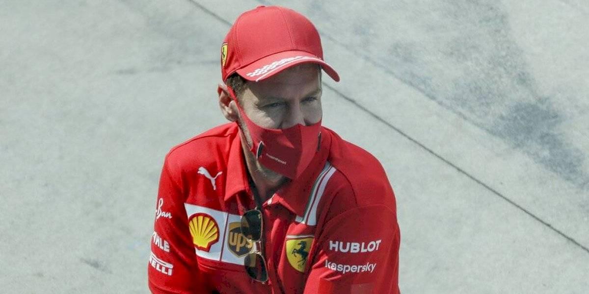 Fórmula 1: Sebastian Vettel será piloto de Aston Martin en la temporada 2021