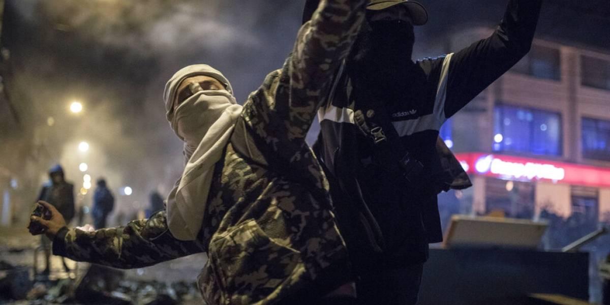 Protestas por hombre asesinado por policías en Colombia ya suman siete muertos