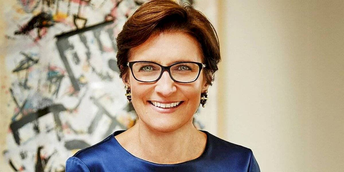 Jane Fraser será la primera mujer que preside un banco de primera línea