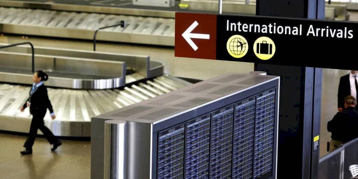 Estados Unidos suspenderá chequeo de salud para algunos viajeros