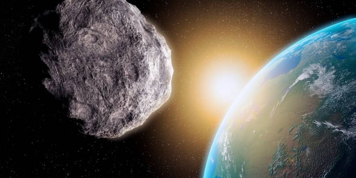 """Este año no da cuartel: un asteroide """"potencialmente"""" peligroso pasará cerca de la Tierra este mes"""