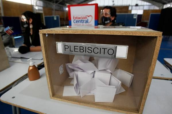 Diario Oficial publica protocolo sanitario para el plebiscito: vocales recibirán kits sanitarios