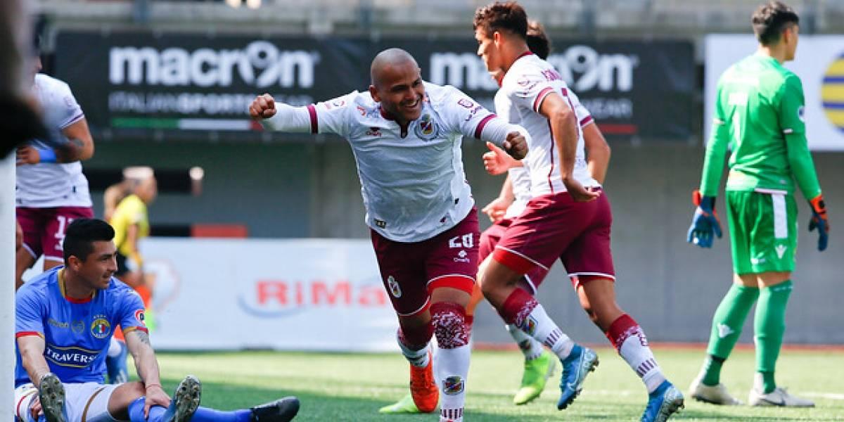 Audax Italiano venció 2-1 a La Serena: Humberto Suazo volvió a marcar un gol en Primera después de 5 años