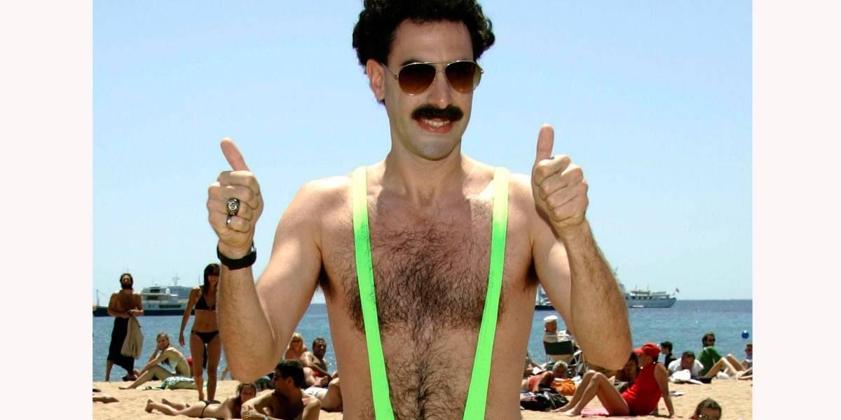 'Borat 2' está pronto para ser lançado, diz revista