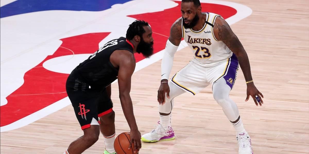 Houston Rockets vs. Los Ángeles Lakers   EN VIVO ONLINE GRATIS Link y dónde ver en TV playoffs de la NBA: Juego 4, canal y streaming