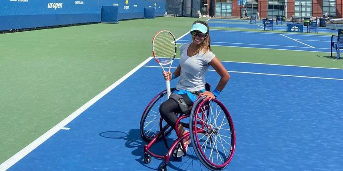 María Angélica Bernal vs. Lucy Shuker | EN VIVO ONLINE GRATIS Link y dónde ver en TV US Open en silla de ruedas: canal y streaming