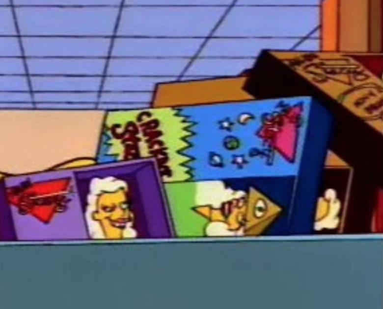Los Simpson mensajes subliminales
